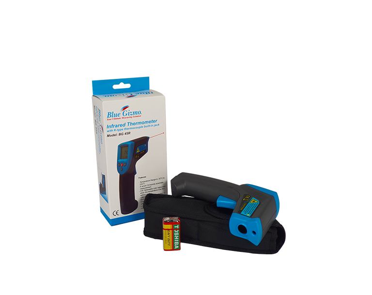 Infrared Laser Thermometers